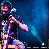 15 dicembre 2014 - Rock Tv Xmas Party - Fabrique - Milano - Marta Sui Tubi in concerto
