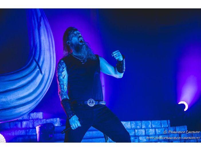 Heavy metal pub - the mix: Amon Amarth
