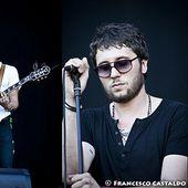 7 luglio 2012 - Heineken Jammin' Festival - Arena Concerti Fiera - Rho (Mi) - Il Cile in concerto