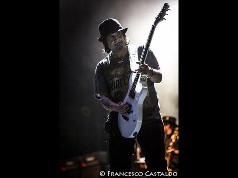 24 giugno 2014 - Ippodromo del Galoppo - Milano - Motorhead in concerto