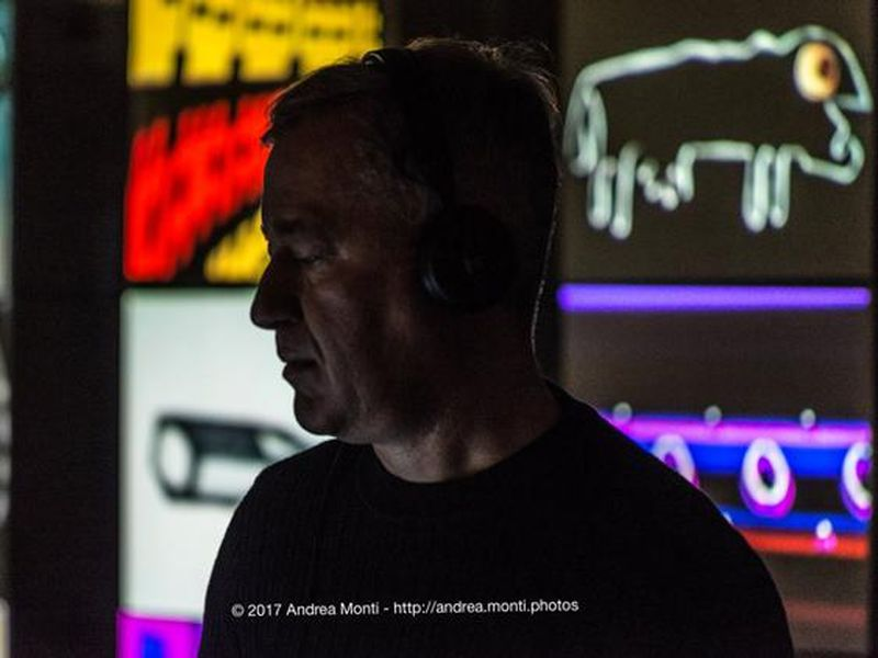 29 dicembre 2017 - Circolo Aternino - Pescara - Max Casacci dj set