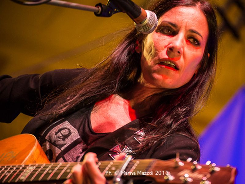 8 giugno 2013 - Lilith Festival - Piazza De Ferrari - Genova - Paola Turci in concerto
