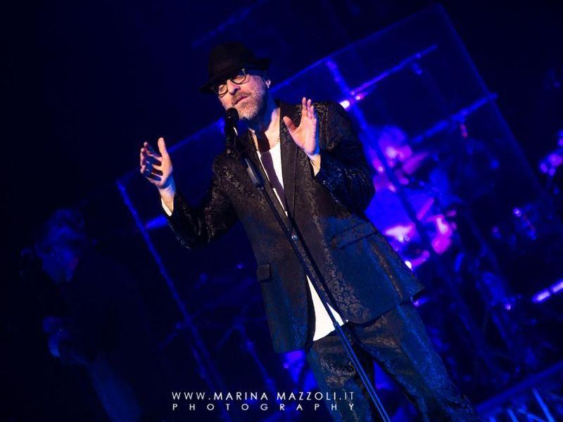 23 dicembre 2015 - Teatro Carlo Felice - Genova - Mario Biondi in concerto