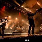 15 ottobre 2018 - Zona Roveri - Bologna - Amity Affliction in concerto