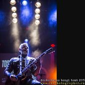 10 ottobre 2015 - The Cage Theatre - Livorno - Tossic & Friends in concerto per ricordare Stefano