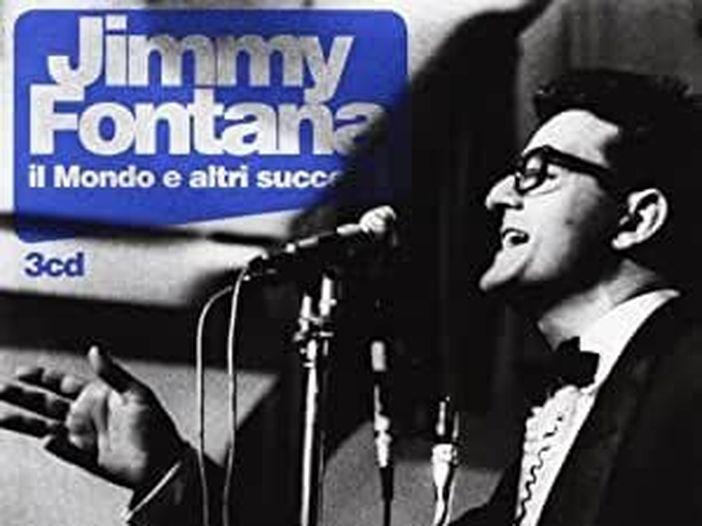 Jimmy Fontana, i suoi successi da interprete