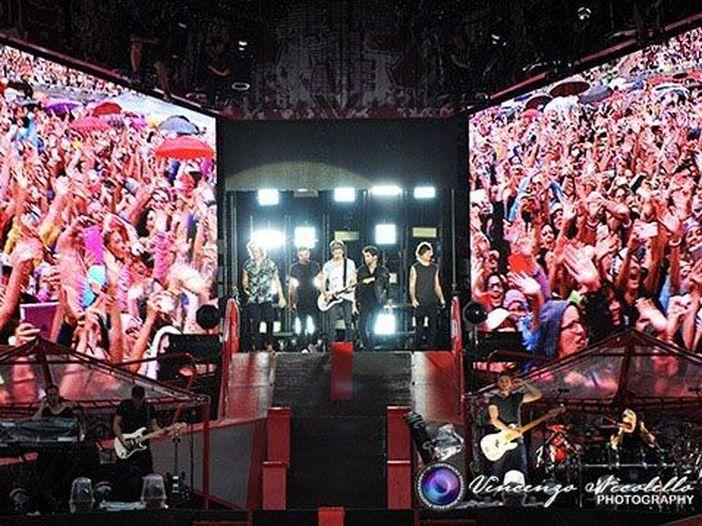 One Direction, 'Drag me down' già eseguita dal vivo a Indianapolis - VIDEO