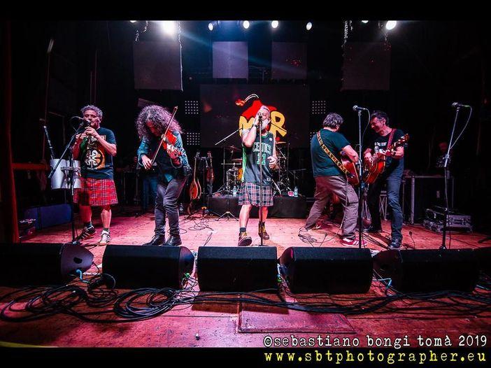 I Modena City Ramblers festeggiano i loro 30 anni in concerto