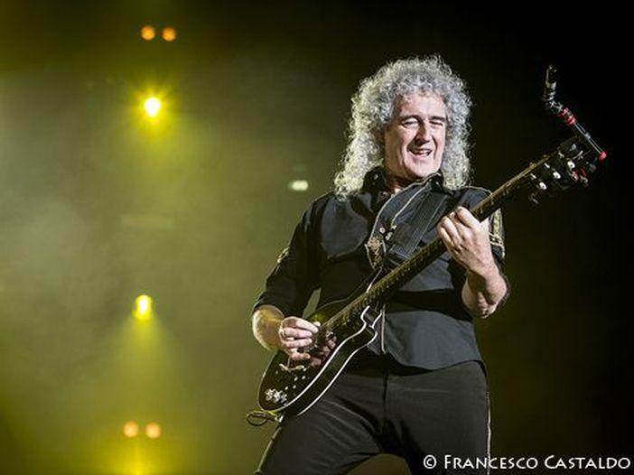 Brian May, in arrivo il primo gennaio il singolo solista 'New Horizons' - VIDEO
