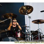 Jonathan Davis a Firenze Rocks - 16 Giugno
