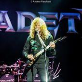 28 giugno 2018 - Rock in Roma - Ippodromo delle Capannelle - Roma - Megadeth in concerto