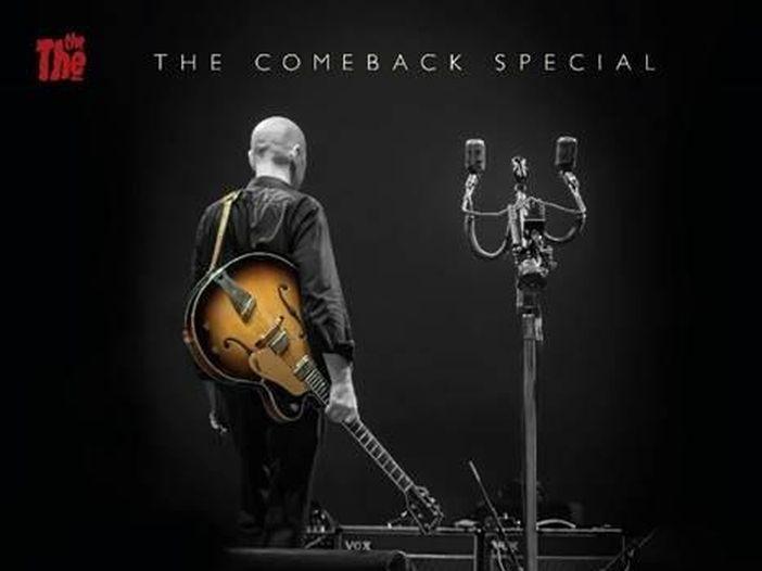 """The The, esce l'album live """"The Comeback Special"""""""