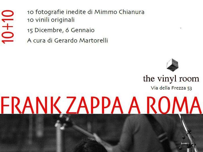 Accordo con Universal, ristampati tra luglio e dicembre 60 album di Frank Zappa