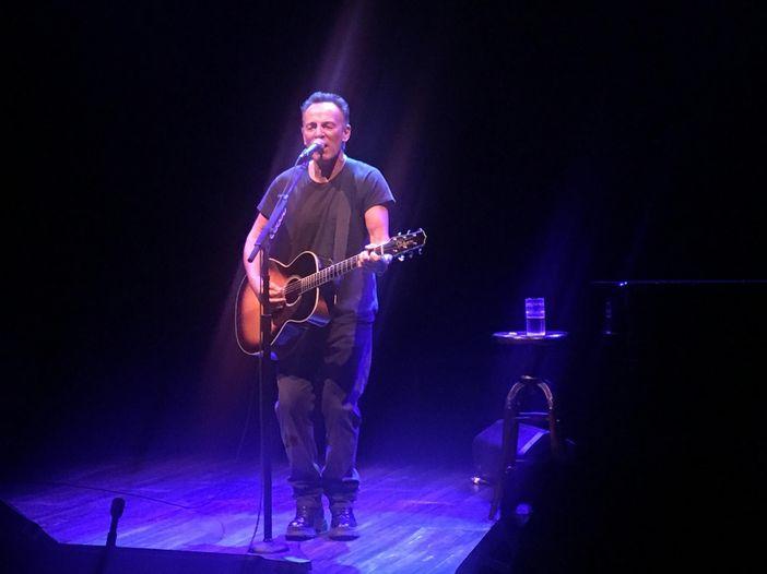 Bruce Springsteen premiato nel nome di Woody Guthrie