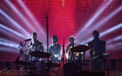 6 settembre 2018 - Milano Rocks - Area Expo - Rho (Mi) - Imagine Dragons in concerto
