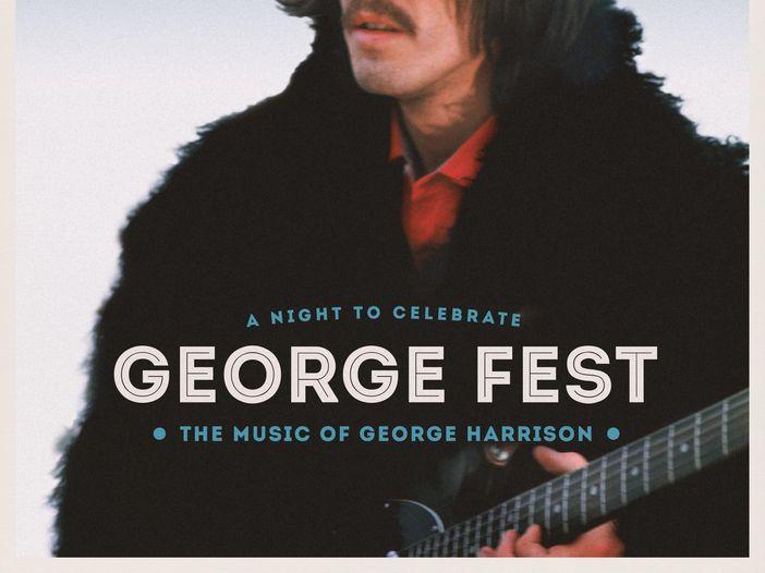 """George Harrison: vinci il triplo vinile di """"George Fest"""""""