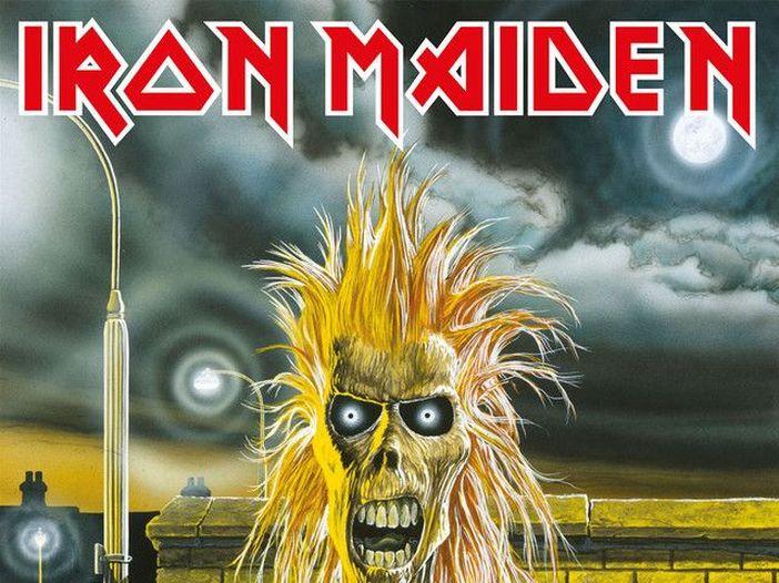 Iron Maiden, l'album di debutto torna nei negozi per i 40 anni dall'uscita