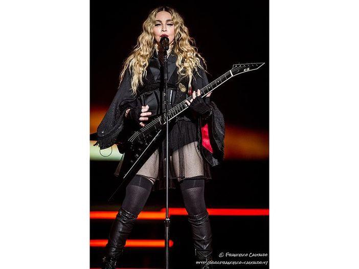 Madonna in concerto a Napoli a marzo 2020?