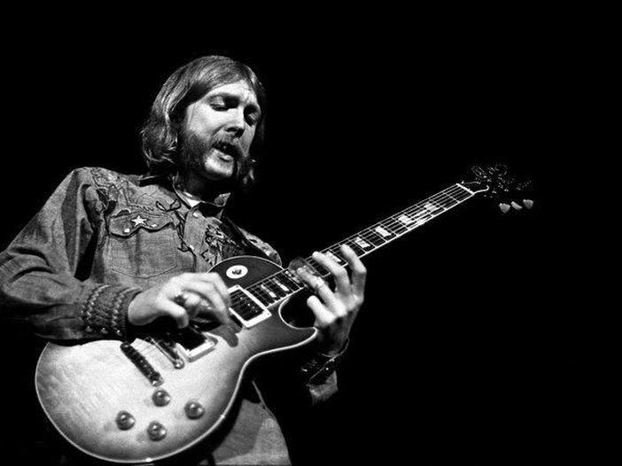 Duane Allman, la slide guitar che Dio donò agli uomini