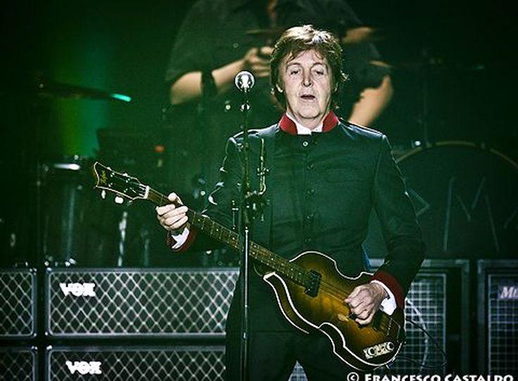 Paul McCartney: 'Il concerto dei Beatles contro il razzismo'