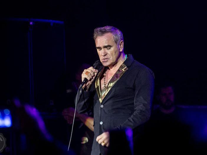 Morrissey choc: 'La strage in Norvegia? Niente in confronto ai fast food'