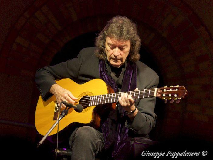 Concerti, Steve Hackett (Genesis): altri quattro live in Italia a luglio