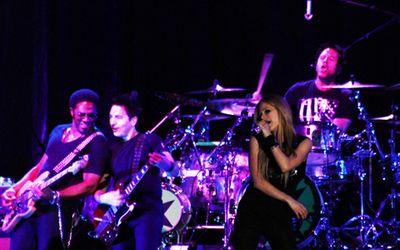 8 Settembre 2011 - PalaOlimpico - Torino - Avril Lavigne in concerto