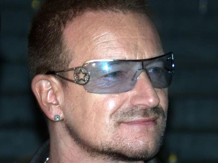Quanti padri per Eve, la figlia di Bono (U2) - GUARDA