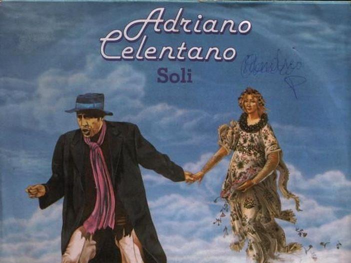 """Adriano Celentano, la storia di """"Soli"""""""