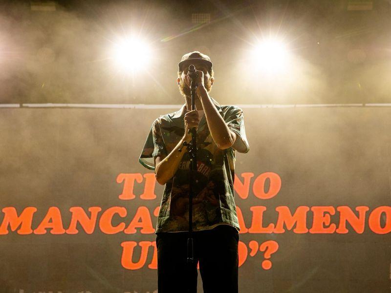 1 luglio 2021 – Carroponte - Sesto San Giovanni (Mi) – Mecna in concerto