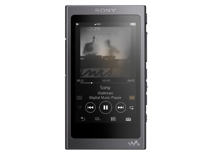 L'intramontabile Walkman della Sony, in versione digitale