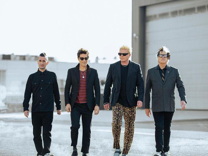 """Offspring: """"Il punk rock è l'espressione di ciò che accade nel mondo. Ed è ancora efficace"""". La videointervista"""
