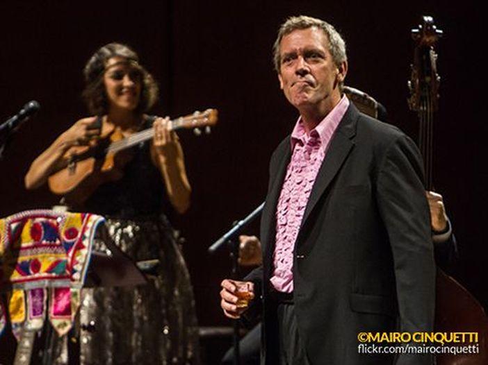 Hugh Laurie, domani nei negozi il nuovo album 'Didn't it rain'