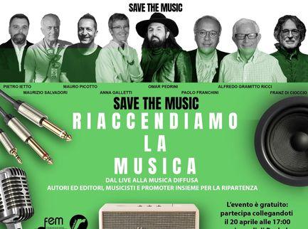 'Riaccendiamo la musica': martedì il webinar di FEM e Rockol con Franz Di Cioccio, Omar Pedrini e…