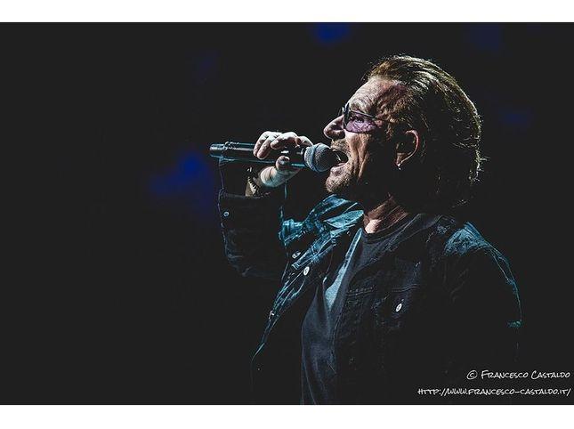 √ Quando Bono e gli U2 dedicarono una canzone a Amy Winehouse