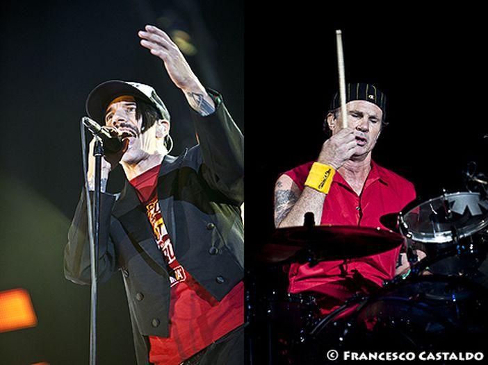 Red Hot Chili Peppers in concerto in Italia: due appuntamenti a ottobre. E insieme al biglietto anche il disco