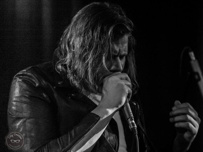 9 febbraio 2016 - Biko Club - Milano - Rover in concerto