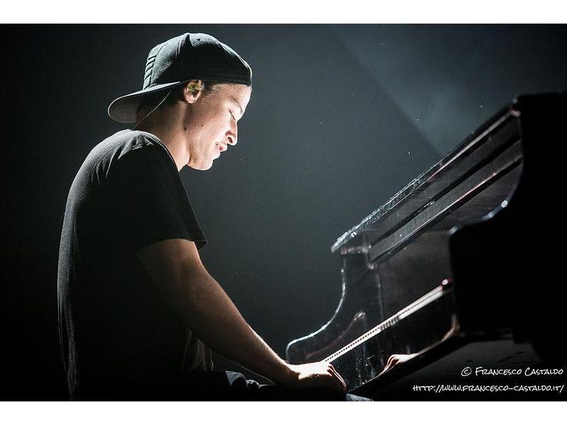 5 aprile 2016 - MediolanumForum - Assago (Mi) - Kygo in concerto