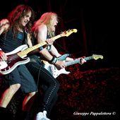 17 luglio 2018 - Piazza Unità d'Italia - Trieste - Iron Maiden in concerto
