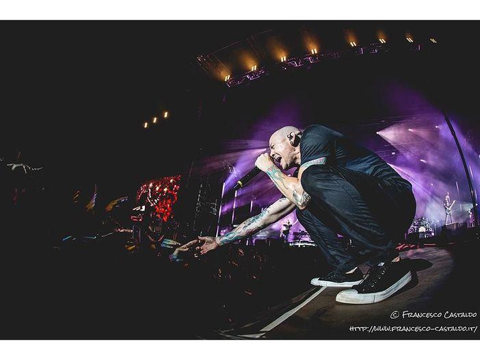 Grandi concerti aspettando che riprendano i concerti: Linkin Park, live al Rock Werchter, 2017
