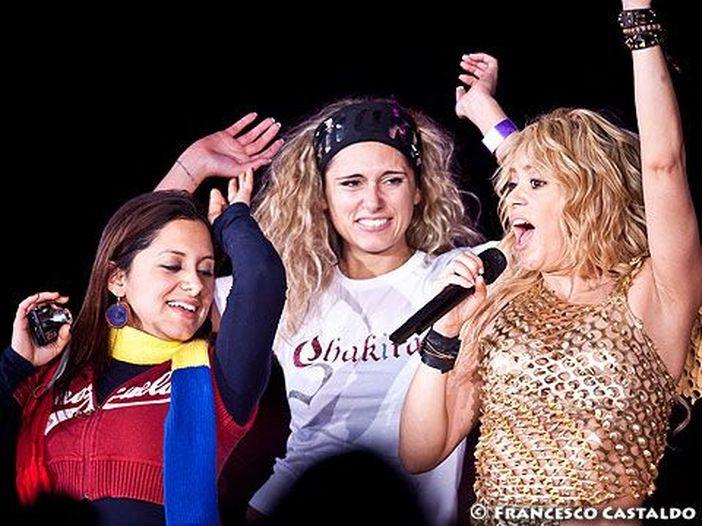 A sorpresa anche Shakira al festival di Glastonbury