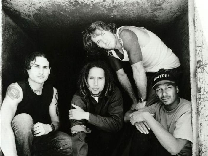 Forse slitta il nuovo dei Rage Against The Machine