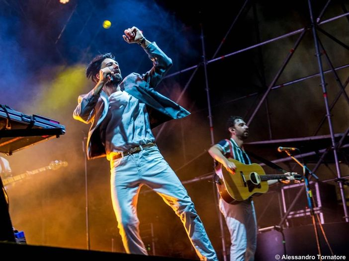 """Ex-Otago: """"A Genova un concerto leggero come una festa e solenne come una messa"""""""