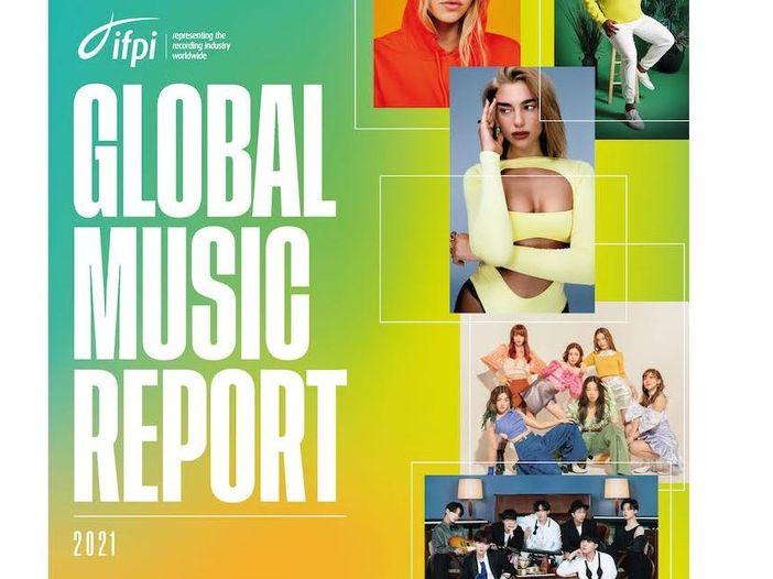 Mercato discografico mondiale: nel 2020 crescita del 7,4% nonostante la pandemia