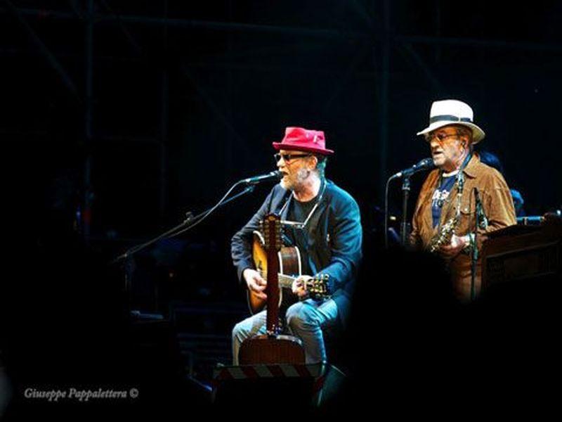 4 Settembre 2010 - Piazza Primo Maggio - Udine - Dalla/De Gregori in concerto