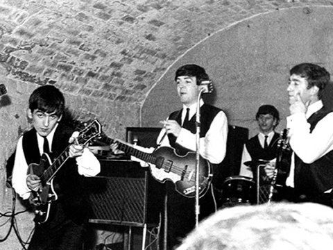 A Liverpool l''Internazional Beatles Week'