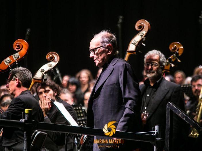Ennio Morricone, aggiunte altre due date alla serie di concerti prima del ritiro dalle scene