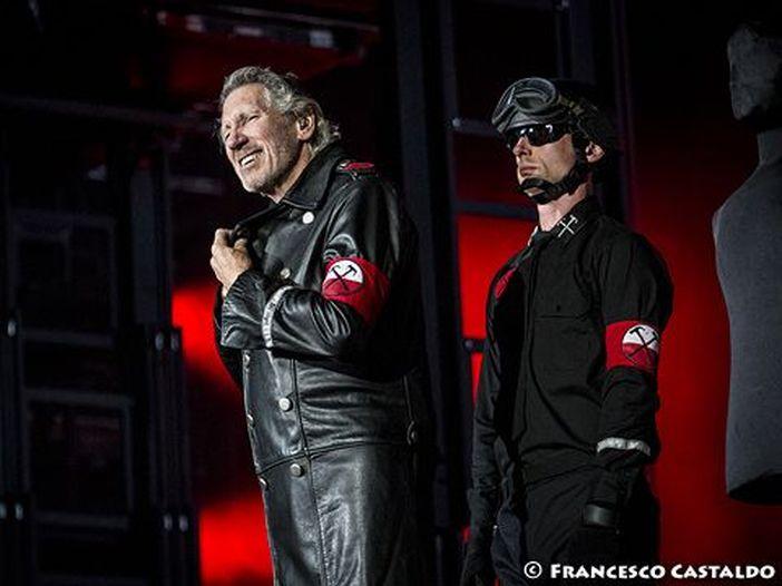 """Roger Waters ipotizza di portare """"The wall"""" in concerto sul confine tra Stati Uniti e Messico"""