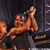 22 Luglio 2010 - Rock in Roma - Ippodromo delle Capannelle - Roma - Litfiba in concerto