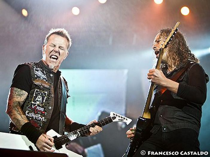 """Lars Ulrich: il nuovo disco dei Metallica """"sarà terminato nell'estate"""""""